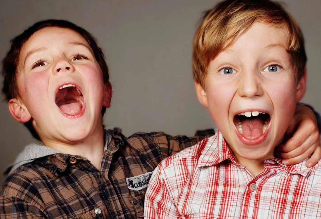 Этого мальчика отправили к проповеднику. Результат — довольно веселый!