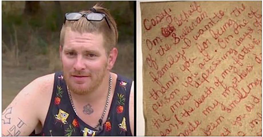 Этот официант получил фантастический подарок после того, как он помог плачущей женщине!
