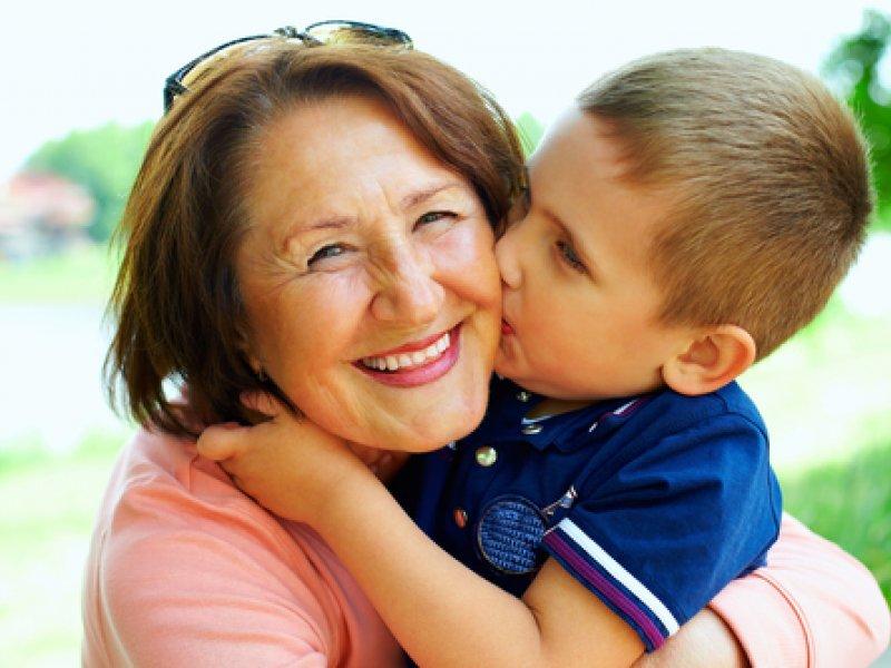 Внук спросил очень интересующий вопрос, на что бабушка…