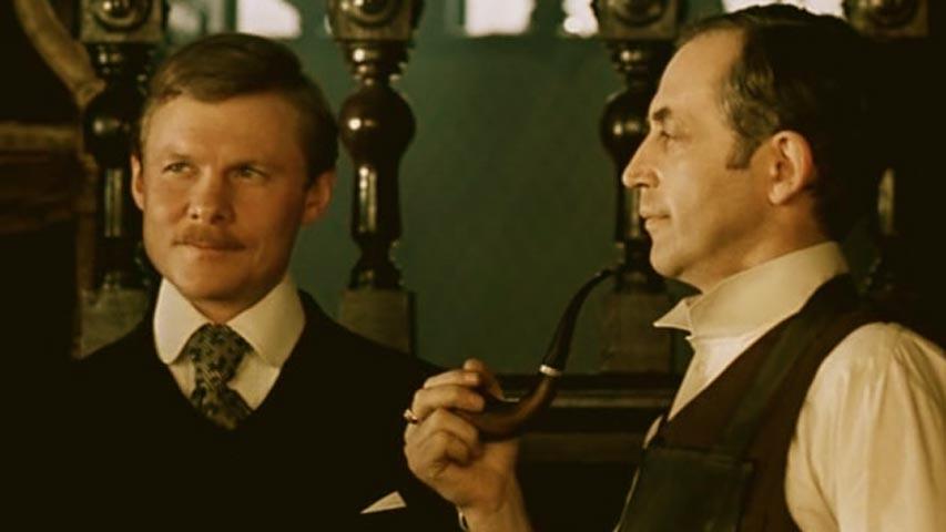Шерлок Холмс задает Ватсону вопрос, но его заключение — это полное поражение!