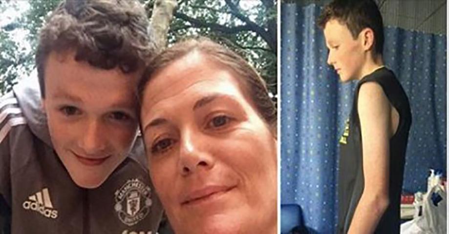 Сын резко начинает терять вес, а затем мама узнает правду. Он прятался в школе в течение нескольких месяцев!
