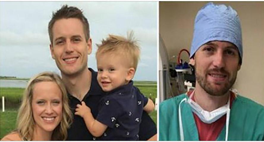 Пара потеряла 2 сыновей в аварии. 2 года спустя, врачи были шокированы, обнаружив это внутри живота мамы!