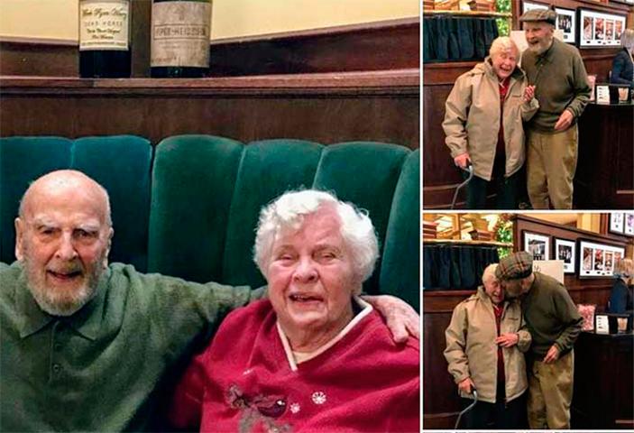Его бабушка потеряла своего мужа 15 лет назад. Но она была шокирована, когда ее старый школьный приятель нашел ее и сделал это!