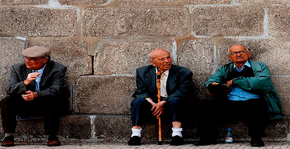 Три старика обсуждают старение. Самый старший из них, несомненно, шокирует вас!