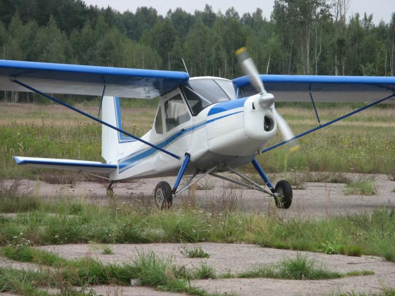 Пилот взлетел, не понимая, кто его пассажир. Это весело!