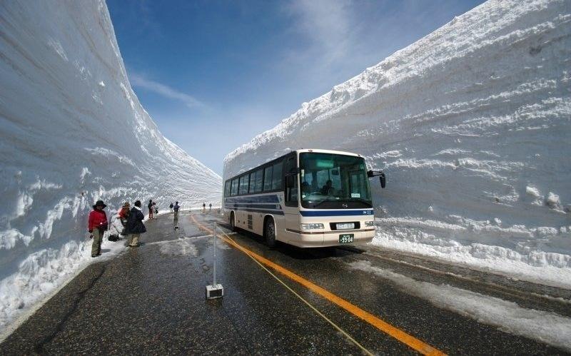 Женщина паникует, когда начинается снег. Тогда ее муж сказал это!