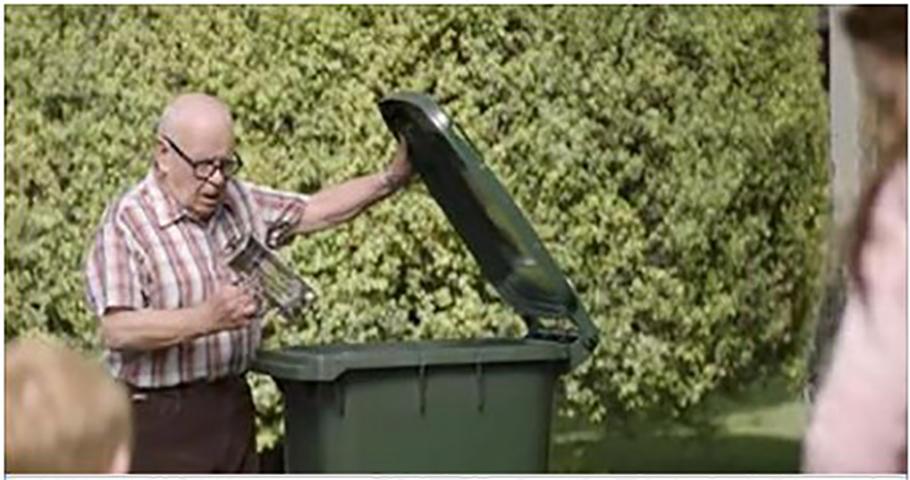 Грубый мужчина дарит соседями совершенно новые предметы домашнего обихода, его сосед понимает, что старик не так уж и плох!