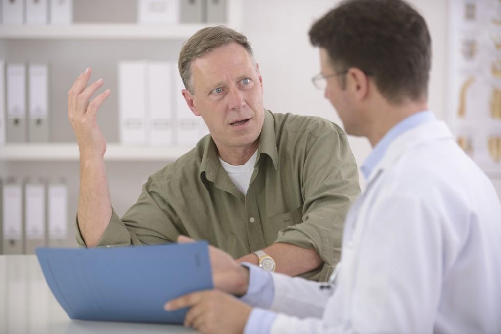 Его доктор сообщил ему безумно плохую новость. Но он никогда не ожидал, что последует после этого!
