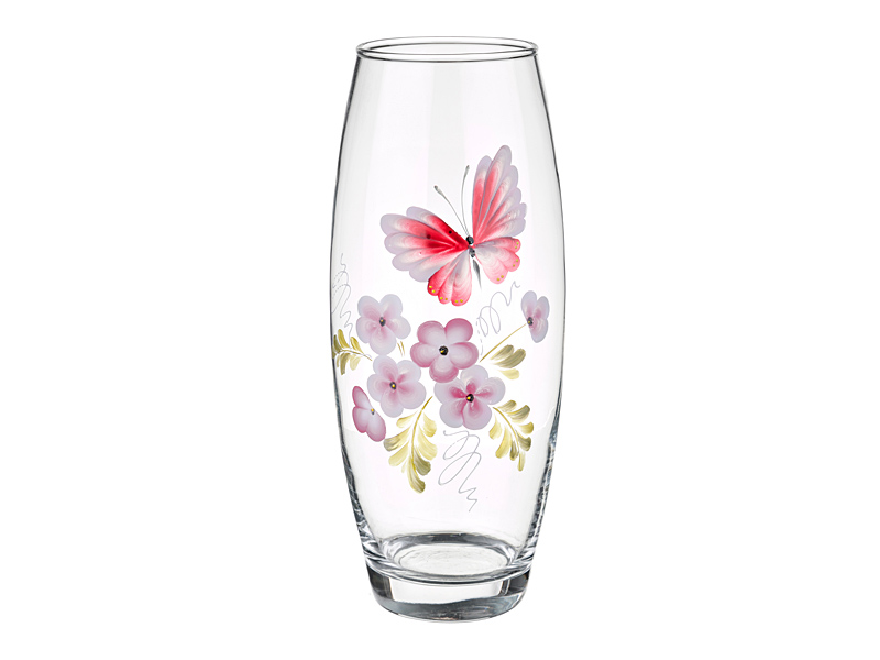 Ситуация с вазой дошла до того, что…