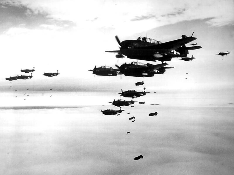 Немцы очень долго строили ложный аэродром, в результате чего…