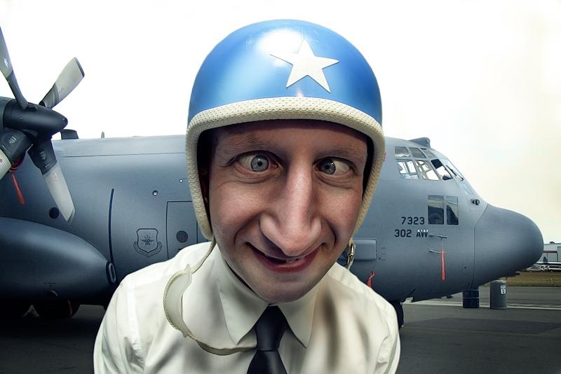Экс-пилот из Вегаса случайно приземлился в Зоне 51, но то, что произошло на следующий день – уморительно!