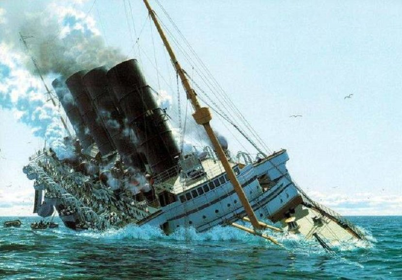 Он оттолкнул свою жену, чтобы самому спастись с тонущего круизного лайнера. Но реальность бесценна!