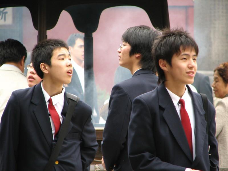 Японцы — очень правильный и в какой-то степени наивный народ…