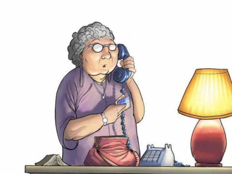 Бабушка дает своему внуку совет, но прочтите, чем это закончится!