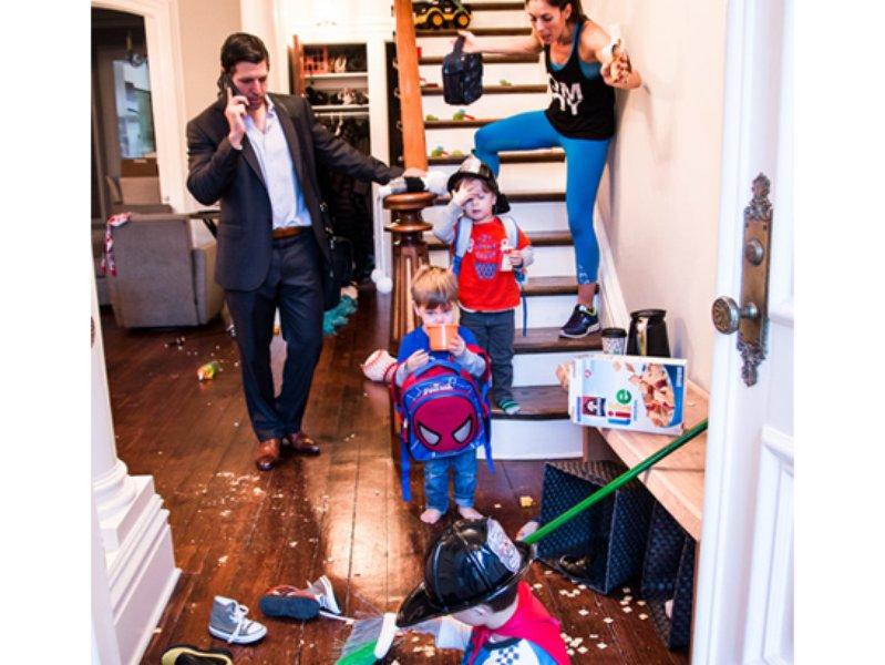 Этот мужчина вернулся домой, и обнаружил в своем доме настоящий хаос. Но то, что он узнал вскоре – явно не ожидал!