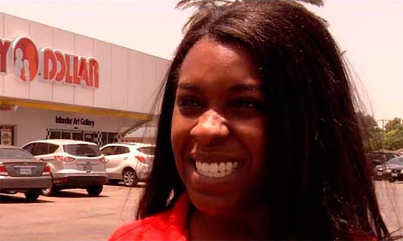 Эта женщина обратила внимание на белый автомобиль, который припарковался возле магазина. Но увиденное — спасло жизнь ребенка!