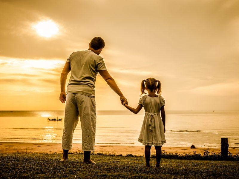 Стих, который придумал отец вместе с дочкой — нечто!