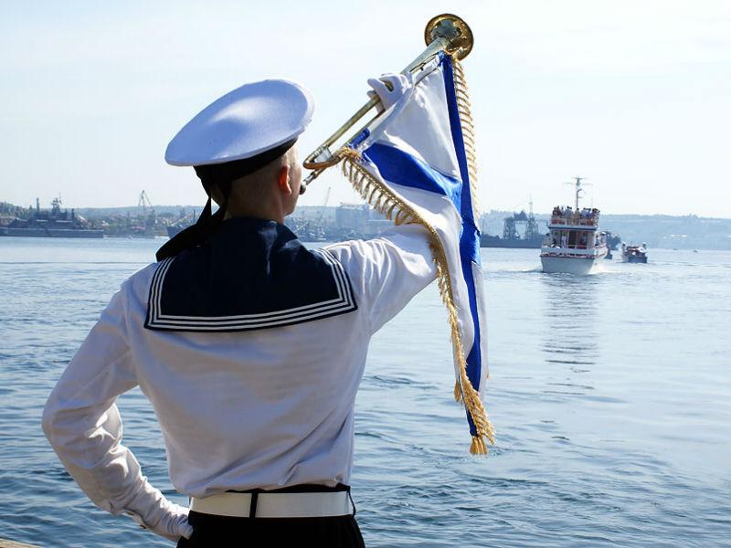 Моряки придумали просто гениальный выход из положения!