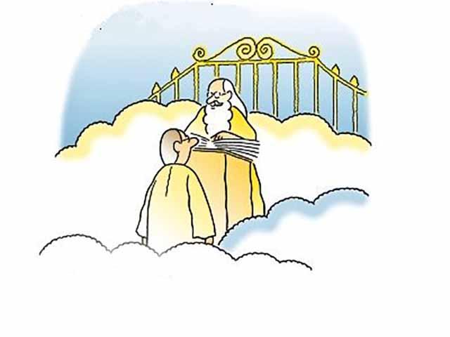 Водитель такси и священник умирают и попадают на небеса. Как их там встречают – шок!