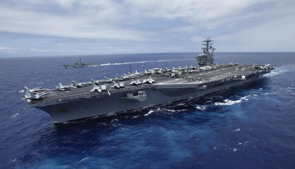 Новобранцу военно-морского флота поведали отличный способ, чтобы выпустить пар, но прочитайте, чтобы узнать, как это работает!
