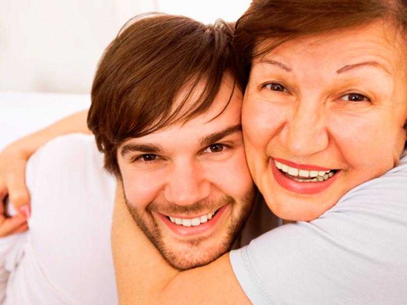 То, как женщина решила подготовить сына к семейной жизни, стоит прочесть!