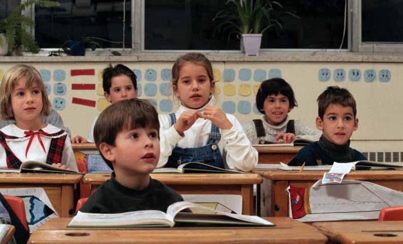 Десятилетний мальчик переживает настоящий кошмар в школе. Но он никогда не ожидал такого!