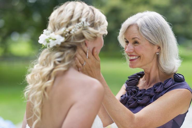 Ее брак «трещал по швам», но потом мать заставила ее взглянуть на это. Так мило!