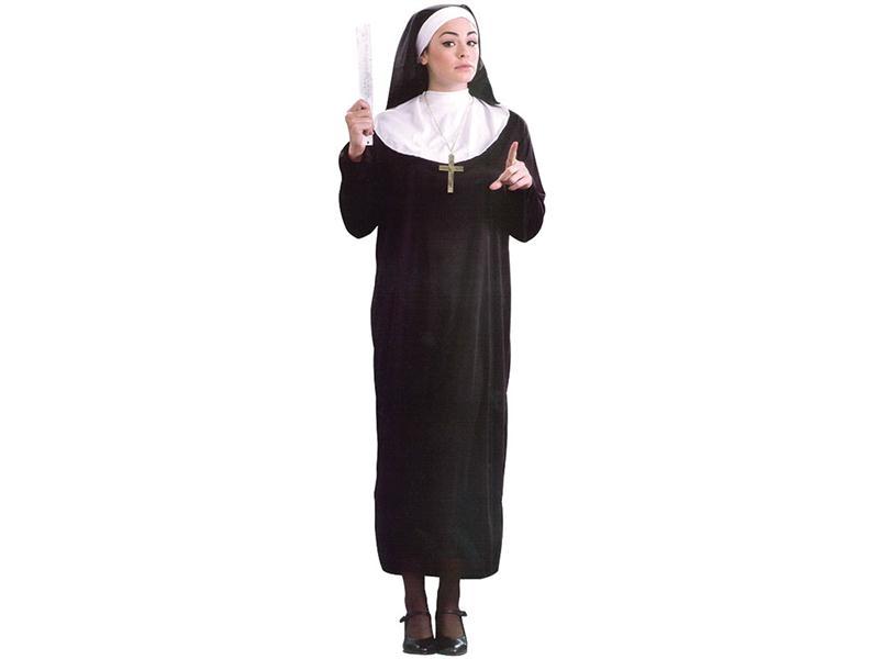 Монахиня заходит в бар, чтобы сходить в туалет. То, что там произошло – нечто!