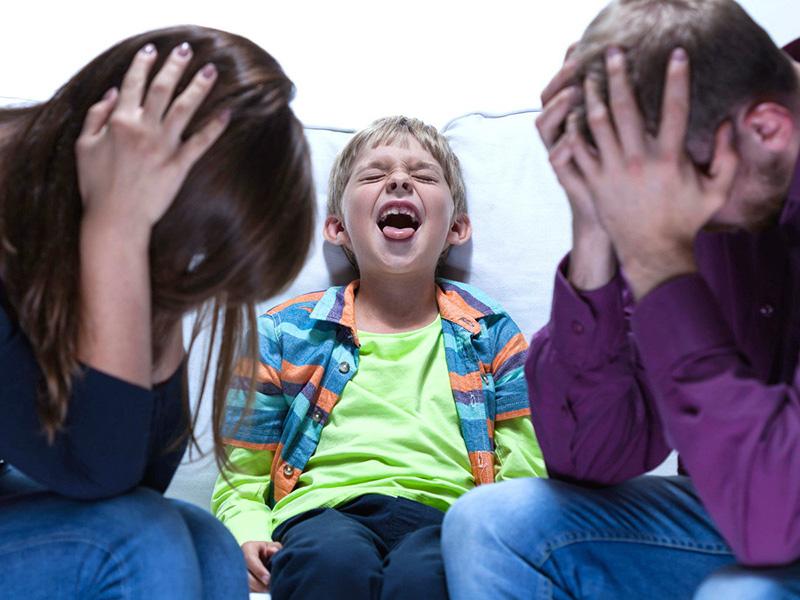Все начинается еще в раннем детстве… Любите своих детей!