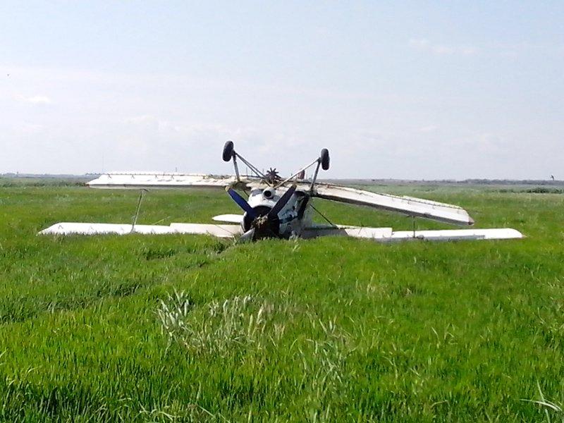 Пилот этого самолета уж очень неудачно подшутил!