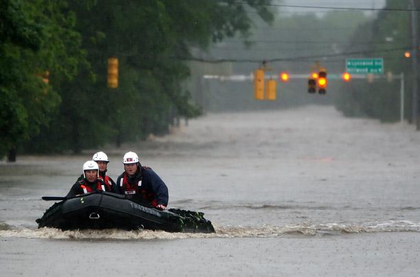 Старушка отказалась от помощи после наводнения, но последствия – шокирует!