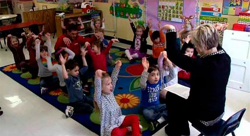 Учитель говорит своим ученикам использовать слова взрослых людей. Но она шокирована, когда произошло это!