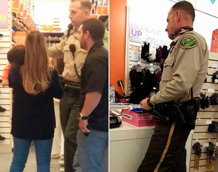 Полицейский был шокирован, когда увидел эту плачущую женщину без обуви. То, что он сделал для нее – бесценно!