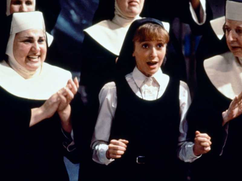 Три монахини пошли на исповедь, и это не то, что вы ожидаете однозначно!