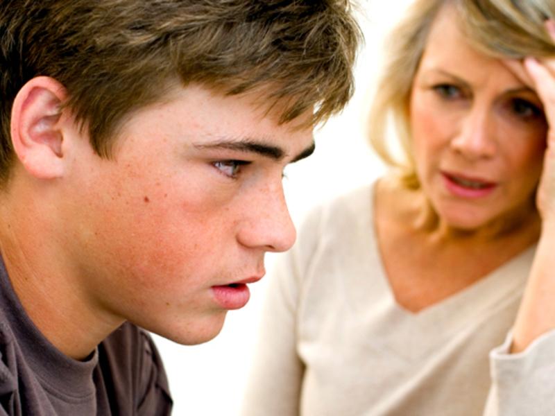 Комментарий сына в конце разговора — просто нечто!