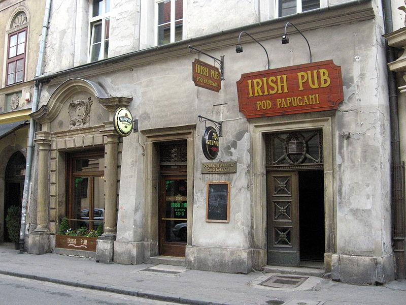 Техасец бросил вызов ирландцу в пабе. Но, он был шокирован ответом!