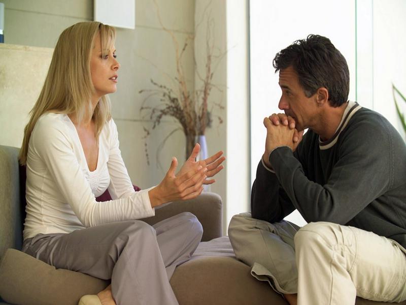 У психолога был довольно странный совет для этой пары, но ответ мужа, это нечто!