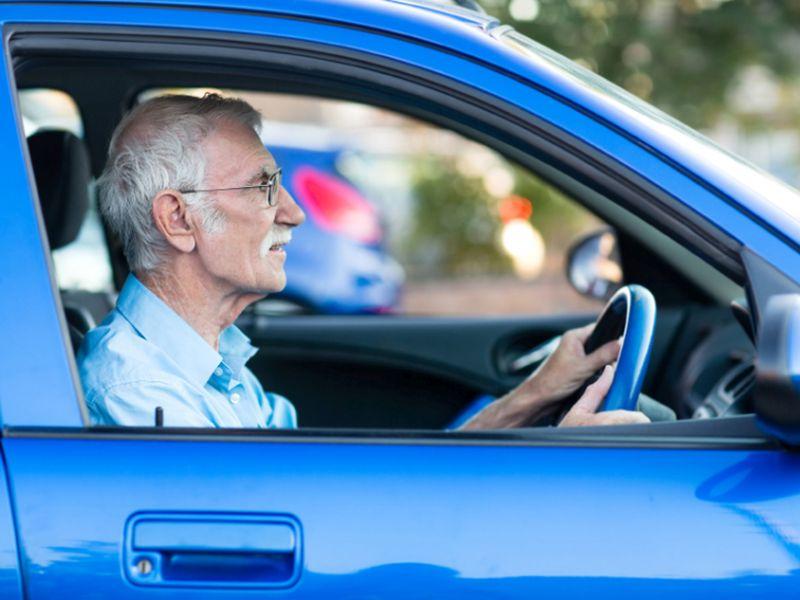 Полицейский остановил пожилую пару за превышение скорости. Их диалог стоит прочесть!