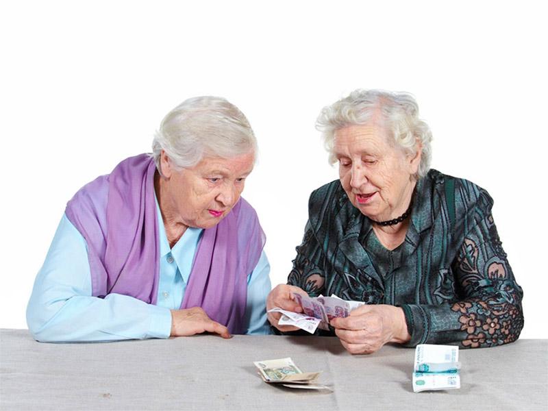 Пожилая дама не могла вспомнить имя своей подруги. Но, прочти, что было дальше!