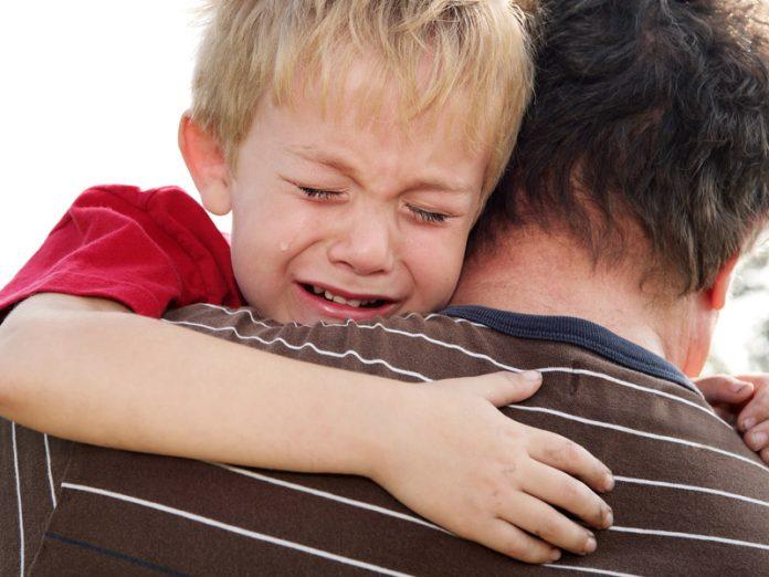 Он был расстроен из-за своего аутичного сына. Два слова от пассажира...