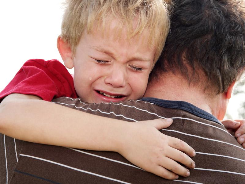 Он был расстроен из-за своего аутичного сына. Два слова от пассажира имели неожиданный эффект!