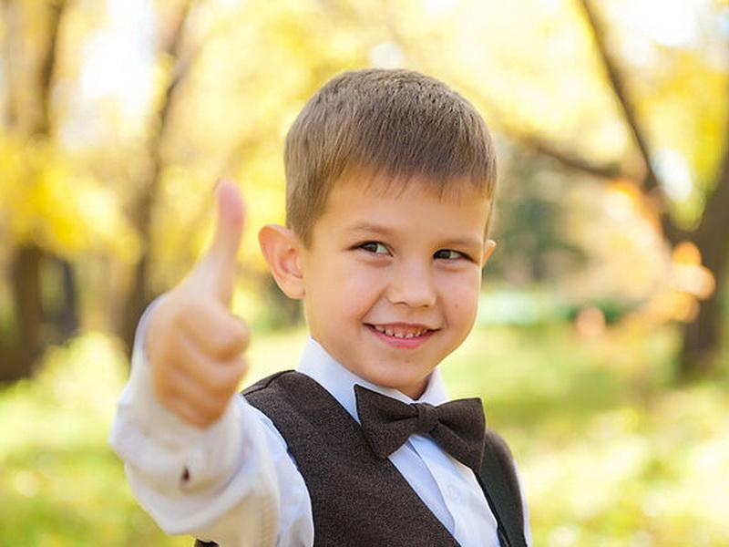 Ответ мальчика не по годам мудрый! :)