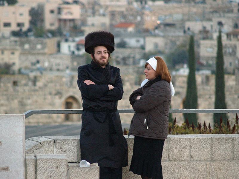 Скандальная жена неожиданно умерла в Иерусалиме. То, что сказал муж – это нечто!