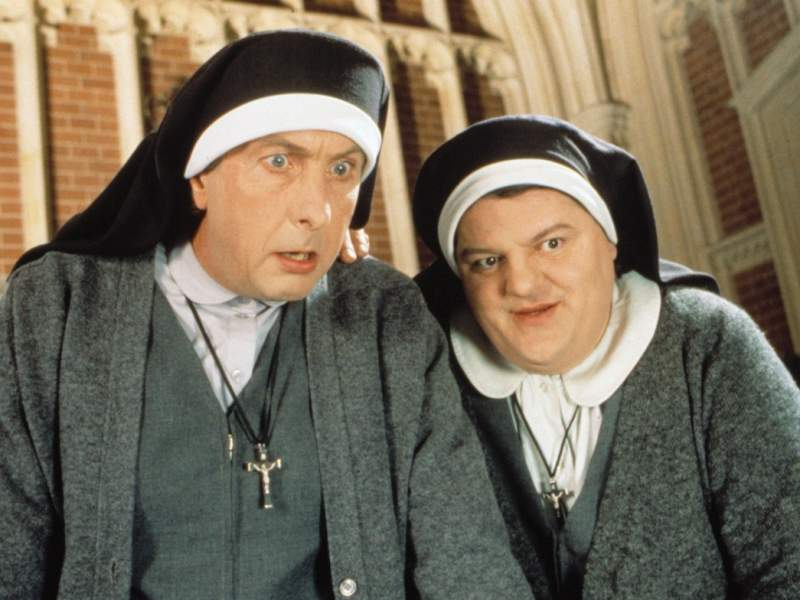 Монахини были смущены, чтобы купить пива, но ответ кассира бесценен!