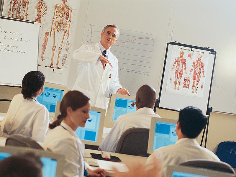 Студенты медики они такие — и диагноз сами себе поставят!