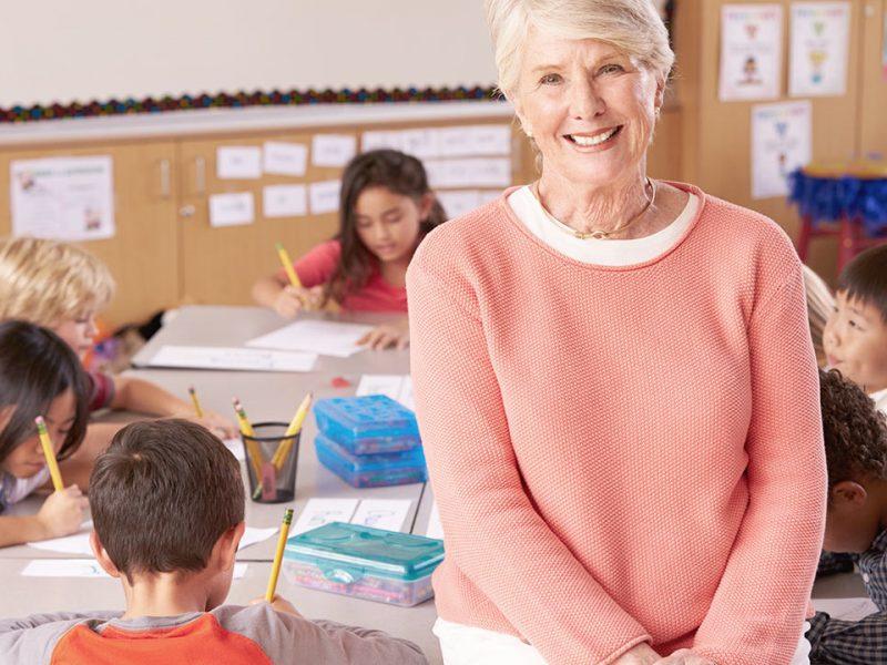 Воспитательница явно не готова к таким детям!