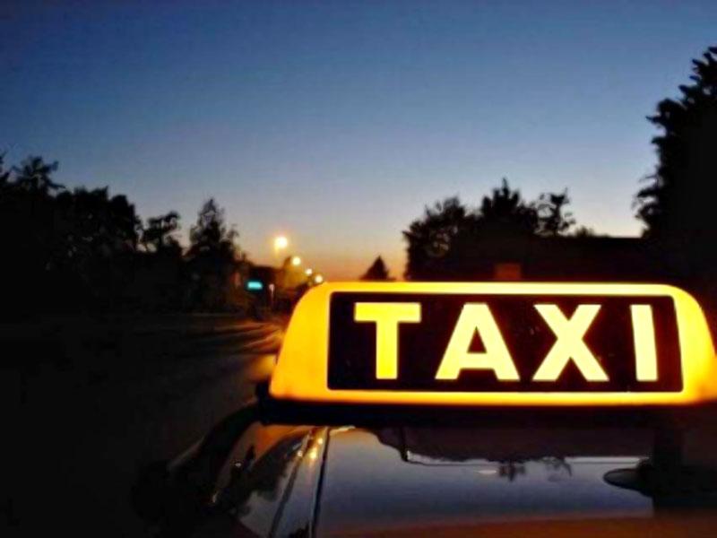 Причиной такого странного поведения таксиста оказалось…