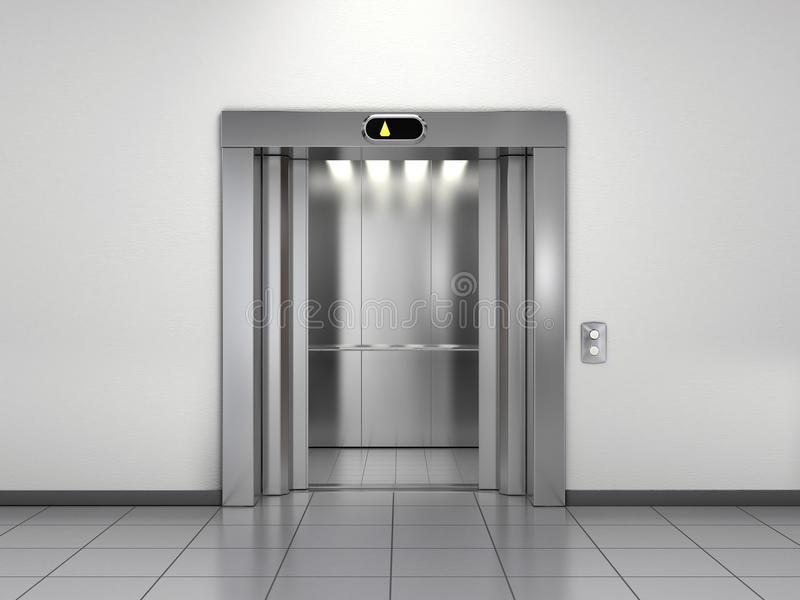 Лифтеры явно были очень злые после такого!