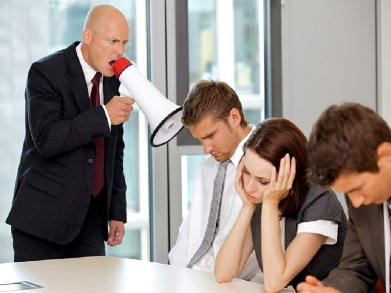 Интересно, услышал ли шеф забавное дополнение?!