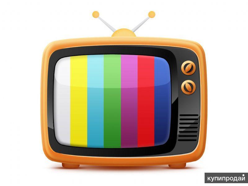 А вы видели такую интересную работу телевизора?
